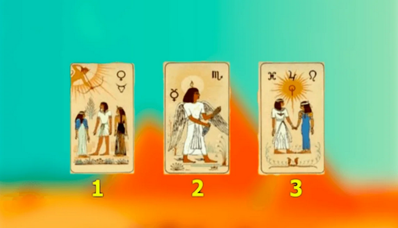 ВЫБЕРИТЕ ЕГИПЕТСКУЮ КАРТУ И УЗНАЙТЕ ПРЕДСКАЗАНИЕ НА БУДУЩЕЕ